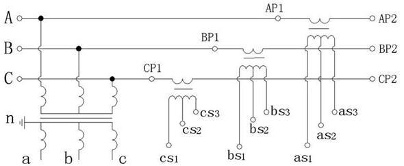35组合式互感器接线图