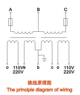 10r电压互感器接线图